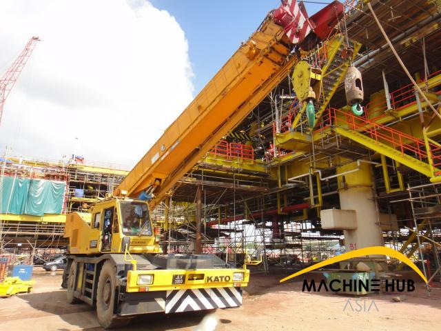 New and used heavy machinery for sale in Malaysia & Asia